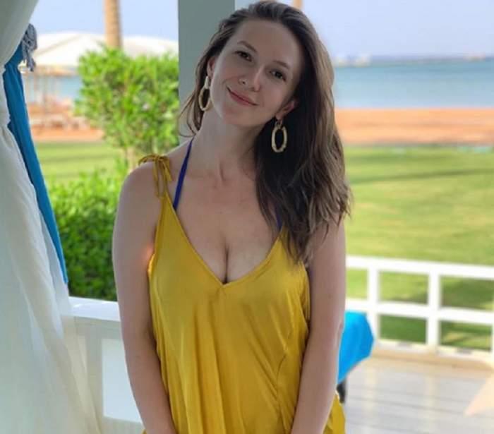 """Adela Popescu, eforturi mari pentru a scăpa de kilogramele acumulate în cea de-a doua sarcină: """"Mi-a promis că mă face boboc"""""""