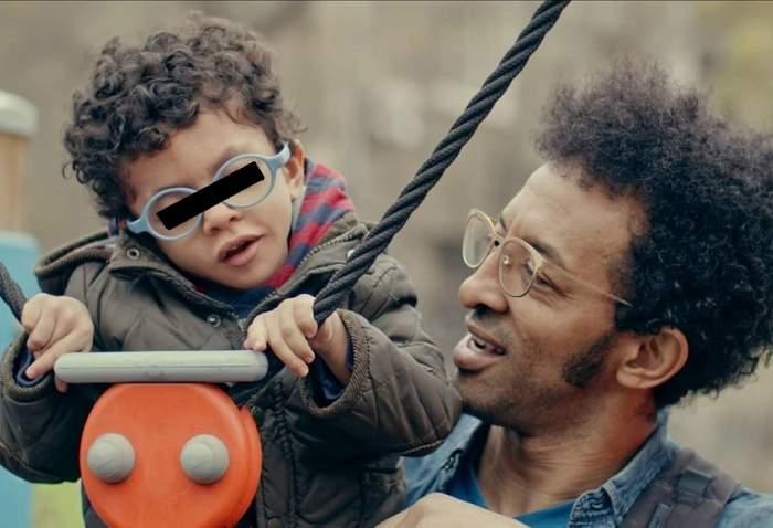 Kamara, mesaj emoţionant la scurt timp după ce fiul lui, Leon, a făcut primul transplant de celule stem