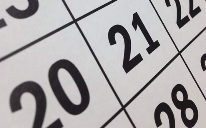 Următoarea minivacanţă se apropie! Câte zile libere legale mai sunt în acest an
