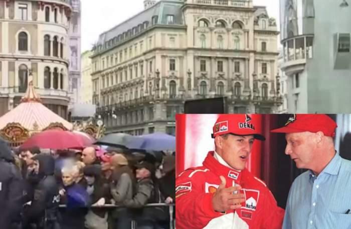 Ultima cursă pentru Niki Lauda! Pilotul Formula 1 a fost înmormântat