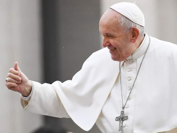Lista restricțiilor de trafic, pentru vizita Papei Francisc. Unele intră în vigoare de joi