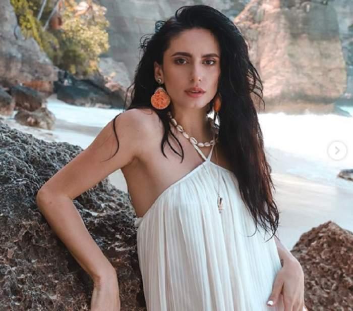 Ioana Grama, poză cu burtica de graviduță la vedere! Cât de mândră este de silueta ei
