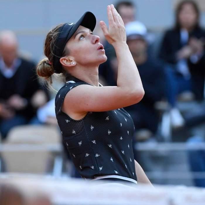 Simona Halep s-a calificat în turul trei la Roland Garros! Cu cine va juca mai departe