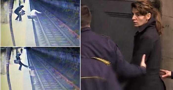 """Decizie scandaloasă în dosarul """"Criminalei de la metrou""""! Liberă să umble înarmată"""