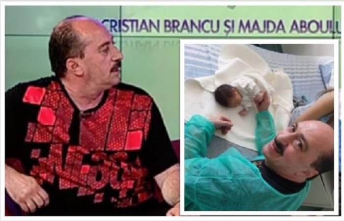Romică Ţociu a anunţat când va avea loc botezul nepoţelului său! Celebrul bunic este nerăbdător. VIDEO