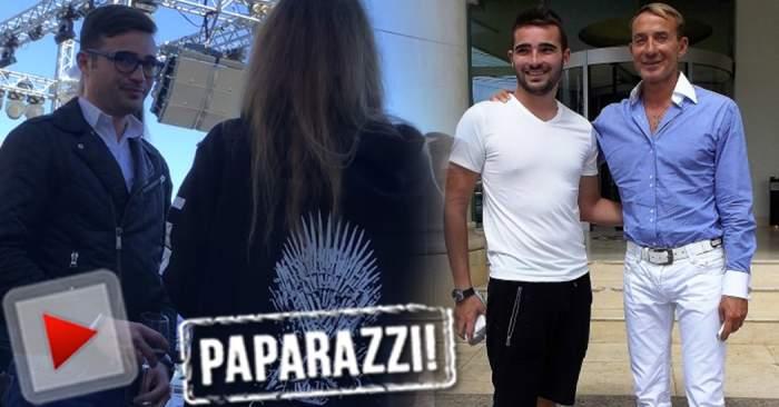Dovada că aşchia nu sare departe de trunchi. Cum l-au surprins paparazzii Spynews pe fiul lui Radu Mazăre / VIDEO