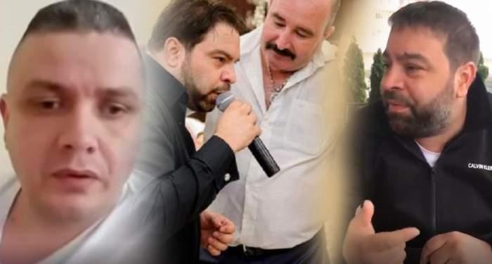 VIDEO / Florin Salam, gest bizar în războiul dintre Nuţu Cămătaru şi Mircea Nebunu! Imagini incredibile