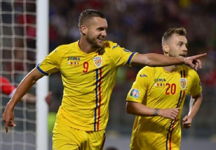 Naţionala de fotbal a României se impune lejer, în Malta! Urmează duelul cu Spania, de la Bucureşti