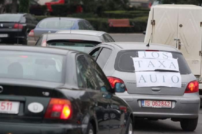 """Bugetul pentru restituirea taxei auto s-a terminat! Ministerul Finanţelor va încerca un """"artificiu"""" pentru a-şi duce la capăt misiunea"""