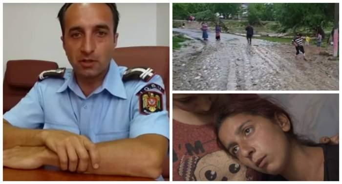 Al patrulea copil luat de ape la Sângeru este în continuare căutat. Pompierii au plâns când i-au scos frații din ape