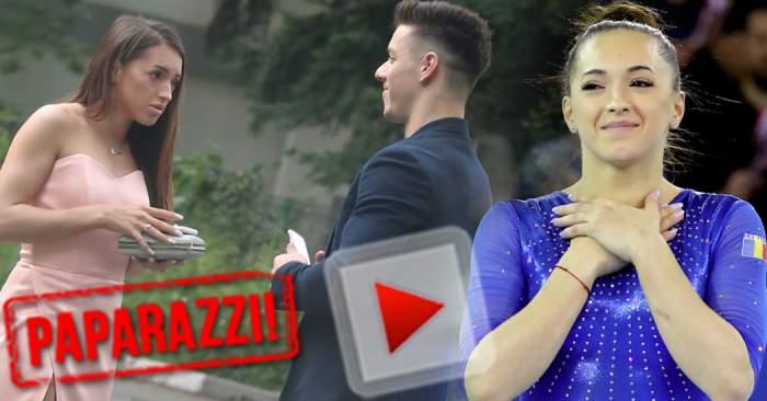VIDEO PAPARAZZI / Cât de norocoasă este Larisa Iordache! Gestul cu care iubitul gimnastei ar cuceri orice femeie