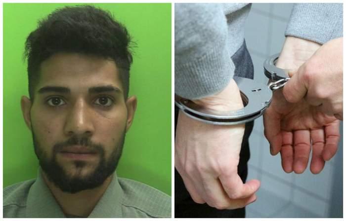 Român aterizează în Anglia vineri, se pune pe furat sâmbătă, ajunge în închisoare luni