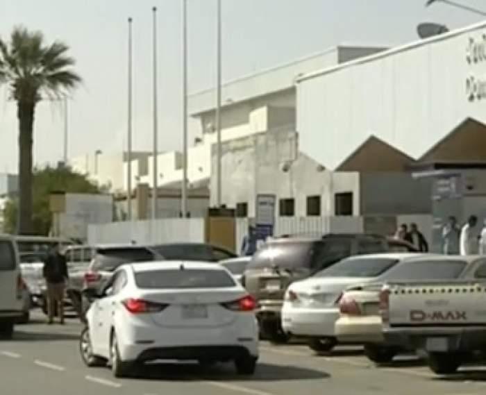 Alertă în aeroportul din Arabia Saudită! O rachetă a lovit sala de așteptare. Sunt peste 20 de victime