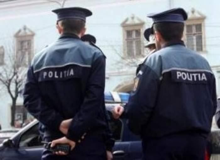 Băut bine, un sucevean a mușcat doi polițiști, în timpul arestării
