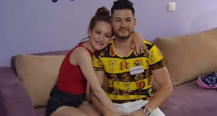 Dragoste fără secrete/ Fosta concurentă Mădălina a vorbit, în direct, despre sarcină şi Alexandru!
