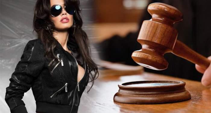 EXCLUSIV / Oana Zăvoranu, în faţa judecătorilor! Pe cine i s-a pus pata!