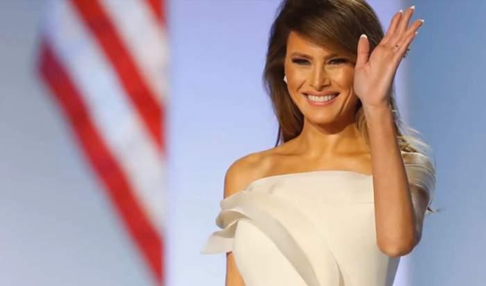 Nici Melania Trump nu a scăpat de bisturiu! Cum arăta prima doamnă a SUA, înainte de operațiile estetice. FOTO