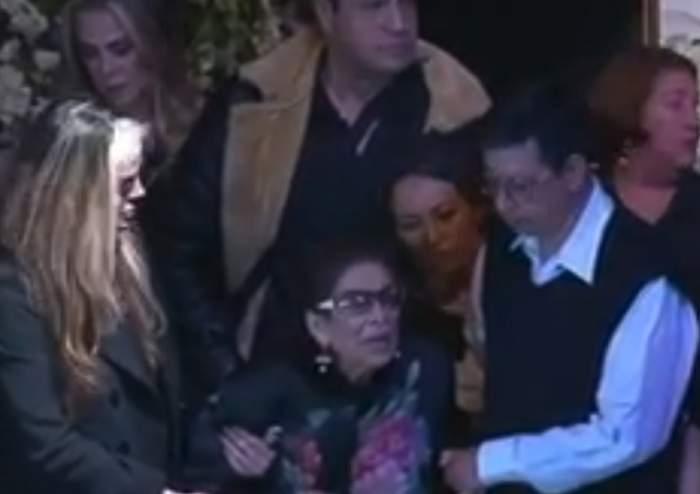 """Mama lui Edith Gonzalez, discurs sfâşietor la înmormântarea actriţei: """"Fetiţa mea nu mai este"""""""