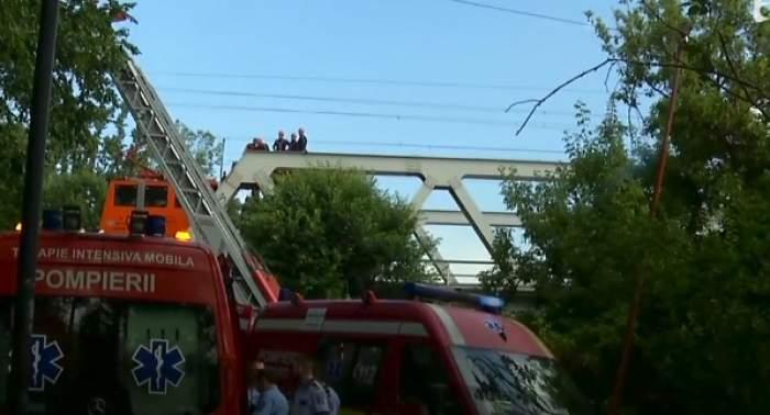 Noi detalii despre starea de sănătate a tânărului electrocutat în gara CFR din Herăstrău