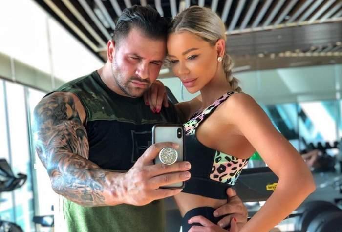 """Alex Bodi, mesaj de dragoste pentru Bianca Drăgușanu: """"Doi oameni puternici vor fi mereu mai puternici împreună!"""""""