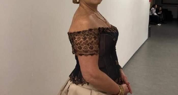 """Doliu pentru o îndrăgită soprană din România: """"Tatăl meu s-a stins discret, așa cum a trăit"""""""