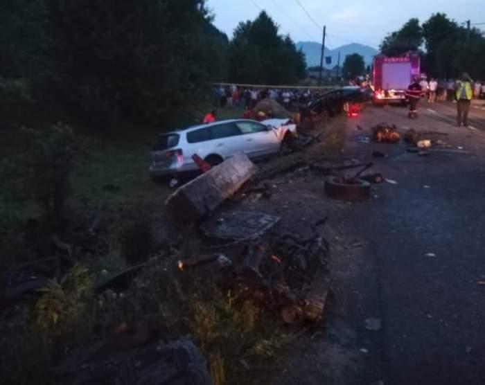Incredibil! Cu cât circula șoferița care și-a ucis nepoata, în accidentul din Petrova