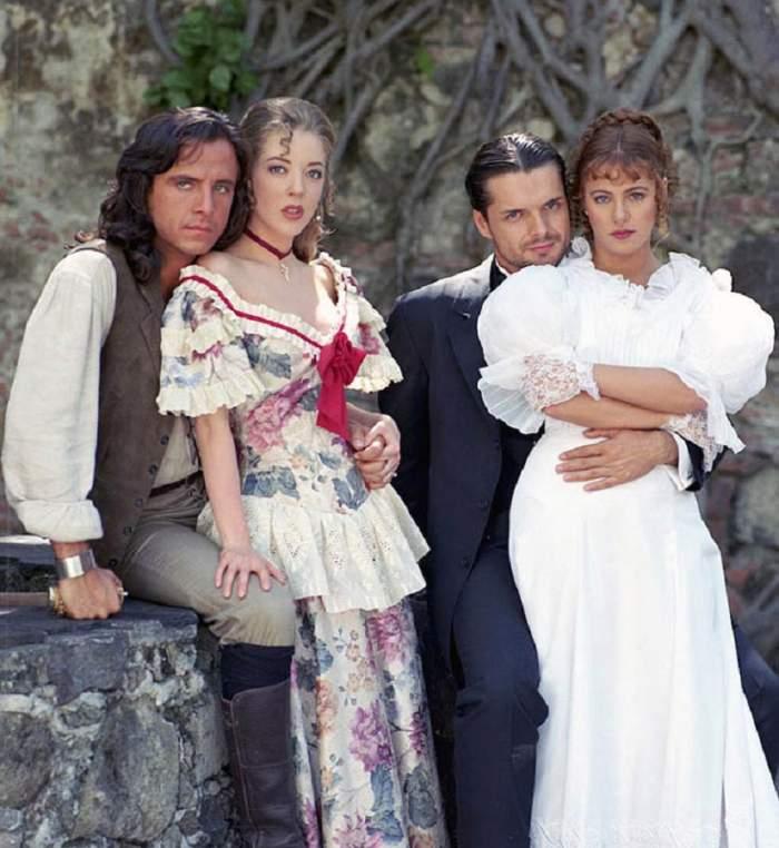 """Telenovela """"Inimă sălbatică"""", urmărită de blestem? Edith Gonzalez nu este singura care a murit fulgerător"""