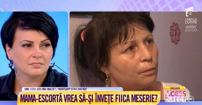 """O tânără susţine că a fost alungată de mamă, pentru că ar fi refuzat să se prostitueze: """"M-a gonit fără scrupule"""".VIDEO"""