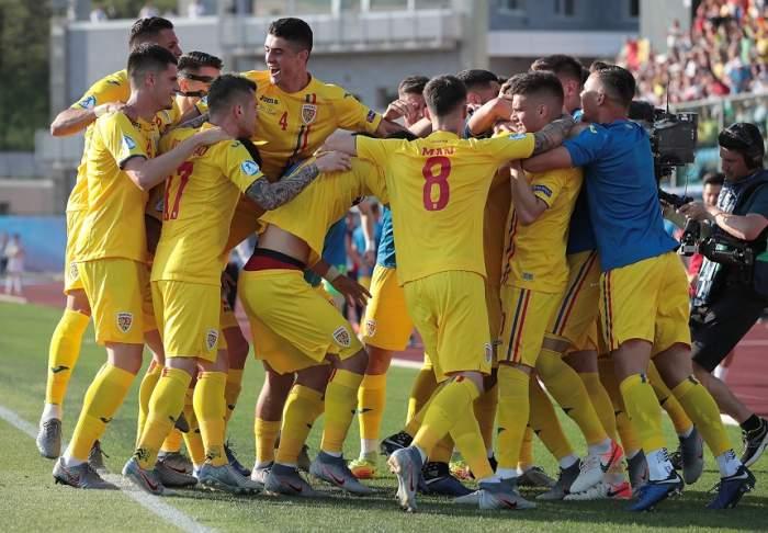 """România U21 are presa internaţională la picioare, după debutul de vis de la Campionatul European! """"Fiul lui Gică Hagi și Pușcaș au strălucit"""""""