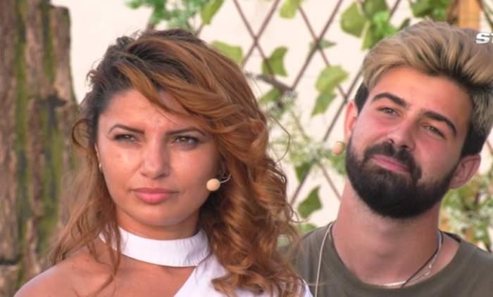 """Rozy de la """"Dragoste fără secrete"""" nu mai vrea să rămână în competiție, alături de Alex: """"Nu suntem compatibili"""""""