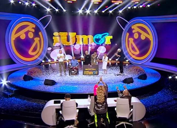 Irena Boclincă, câștigătoarea celui de-al șaselea sezon iUmor! Cei 20.000 de euro i-a donat lui Vasi, concurentul aflat în scaun cu rotile