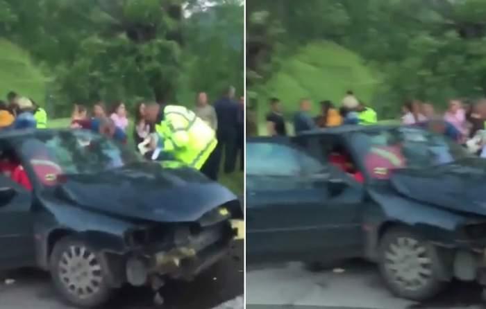 Accident grav în Maramureş! Cinci fete au fost rănite / VIDEO