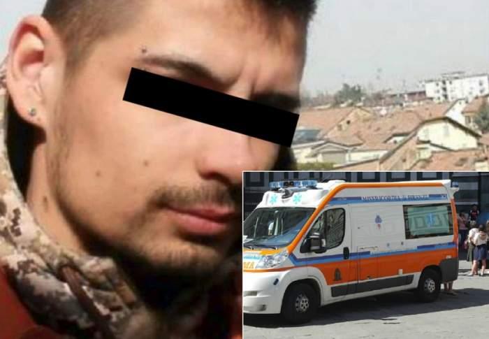 Cine este tânărul din Alba care a murit în accidentul absurd din Italia! O glumă între colegi s-a sfârşit tragic