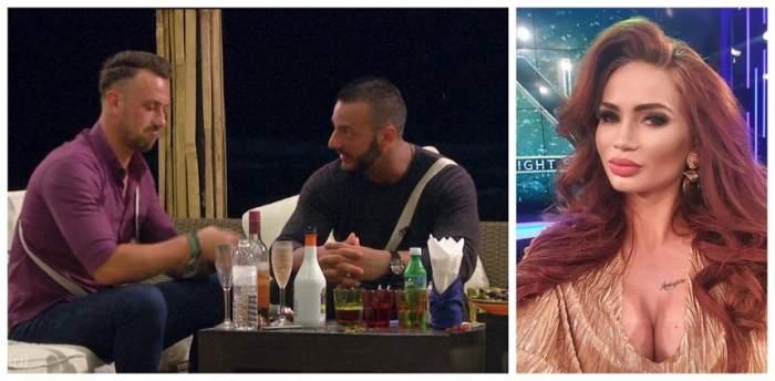 """Maria Ilioiu critică dur comportamentul lui Costas și al lui Adrian, după ce aceștia și-au umilit iubitele, la """"Insula Iubirii"""""""