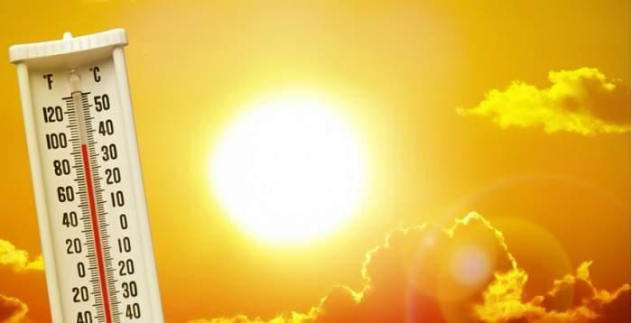 """Se """"aprinde"""" Europa! Temperaturile vor atinge, în următoarele zile, 40 de grade Celsius"""