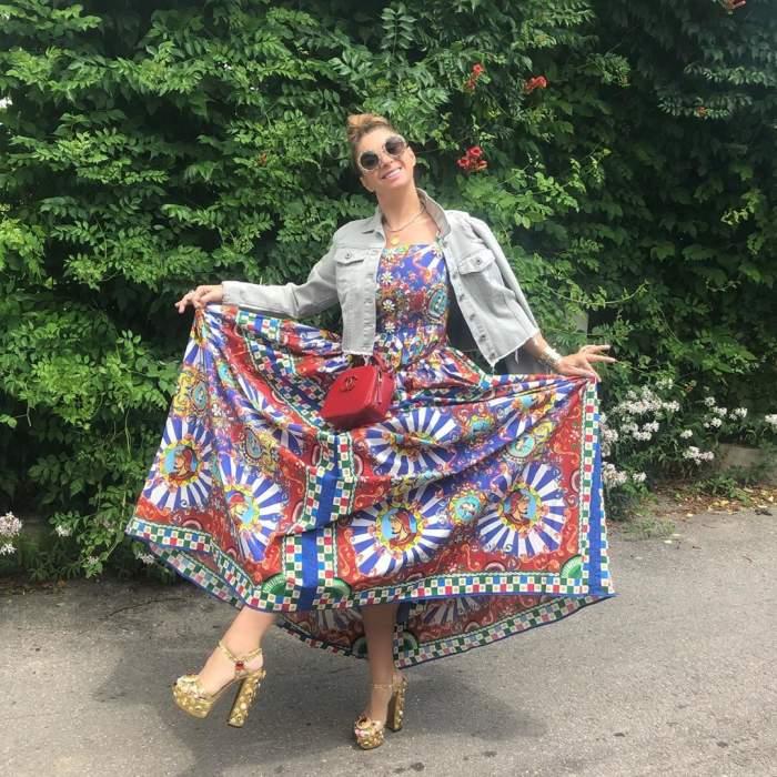 """Anamaria Prodan, declarație controversată, la TV: """"N-aș vrea să se supere nicio doamnă pe mine"""""""