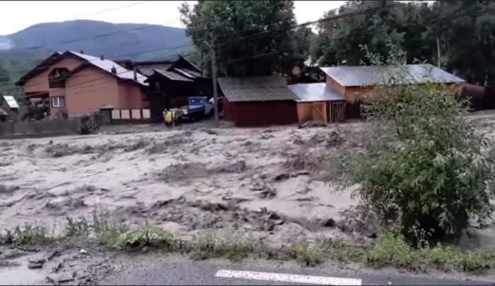 Atenţie! Hidrologii eu emis Cod Portocaliu de inundaţii! Sunt vizate 15 judeţe