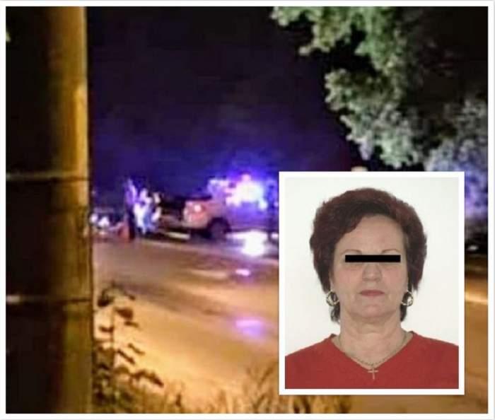 """Dumitra, femeia ucisă de """"criminalul din Galați"""", a fost condusă pe ultimul drum"""