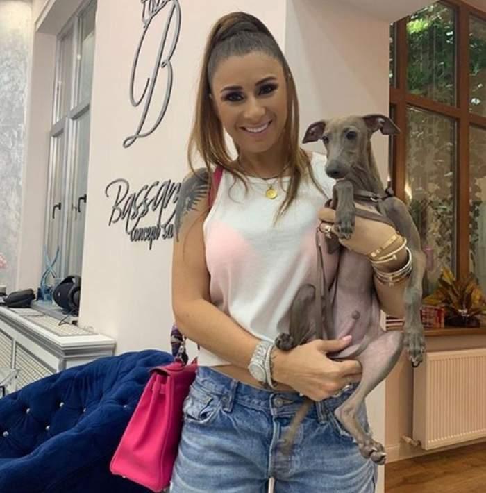 Anamaria Prodan a întors toate privirile la nunta lui Nicușor Stanciu. Cum a venit îmbrăcată