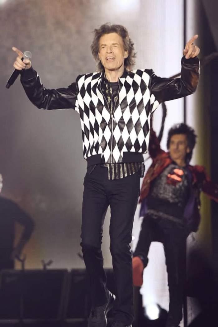 Mick Jagger a revenit pe scenă! The Rolling Stones a făcut spectacol peste ocean