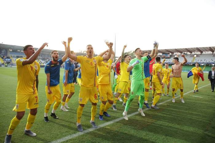 """""""Tricolorii mici"""" îşi permit să piardă la două goluri meciul cu Franţa! Trei scenarii prin care România U21 poate ajunge în semifinalele Campionatului European"""