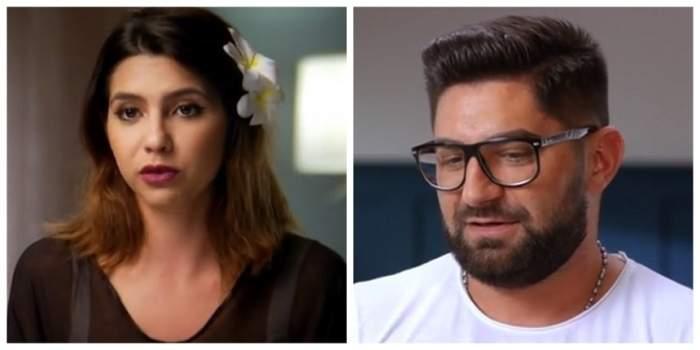 """Ionuţ Gojman şi Denisa de la """"Insula Iubirii"""" spun cuvinte grele unul despre celălalt: """"Nu-mi mai place. E o prefăcută"""". VIDEO"""