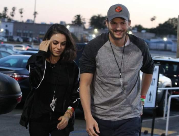 """Mila Kunis și Ashton Kutcher şi-au spus adio? """"Mă simțeam sufocată"""""""