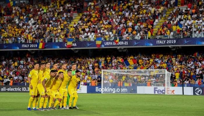 """Germania U21 - România U21 / """"Nemţii"""" le-au luat frica """"tricolorilor""""! """"Trebuie să trecem de fiul legendei Hagi şi de sursa permanentă de probleme"""""""