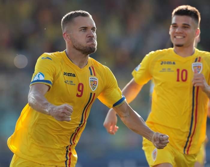 George Puşcaş se transferă după Campionatul European U21! Anunţul făcut în presa din Italia