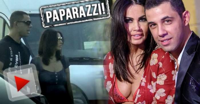 VIDEO PAPARAZZI / Probleme în paradis pentru Oana Zăvoranu şi soţul ei! Seara pe care cei doi ar vrea să o uite cât mai repede