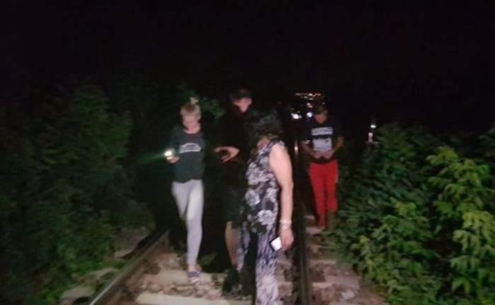 Un bărbat şi nepoata sa sunt cei care au murit în accidentul feroviar din Iaşi. Fata de 20 de ani abia venise din străinătate