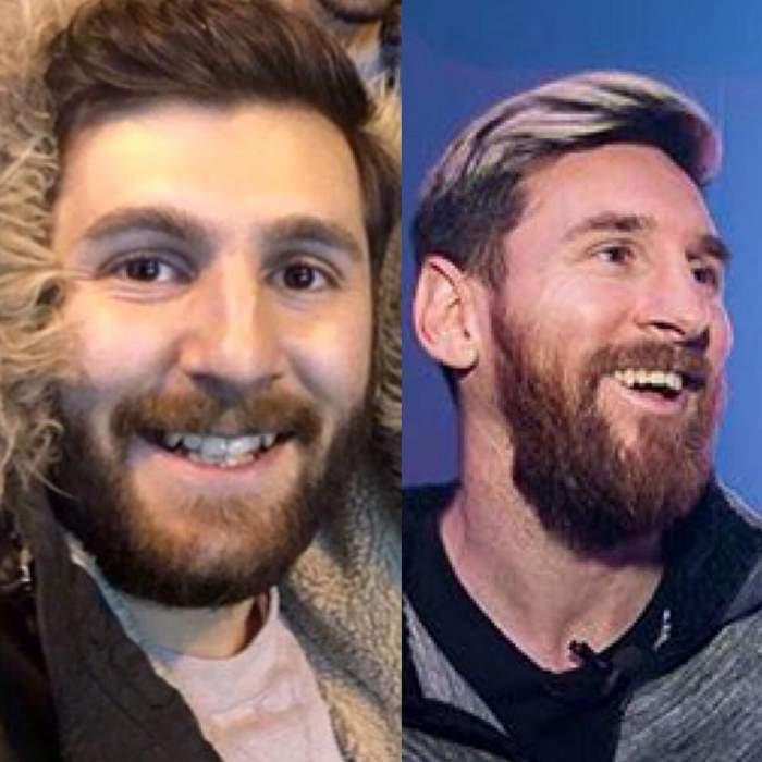 """""""Clona lui Messi"""", acuzat că a păcălit 23 de femei să se culce cu el. S-a prefăcut că este chiar fotbalistul"""