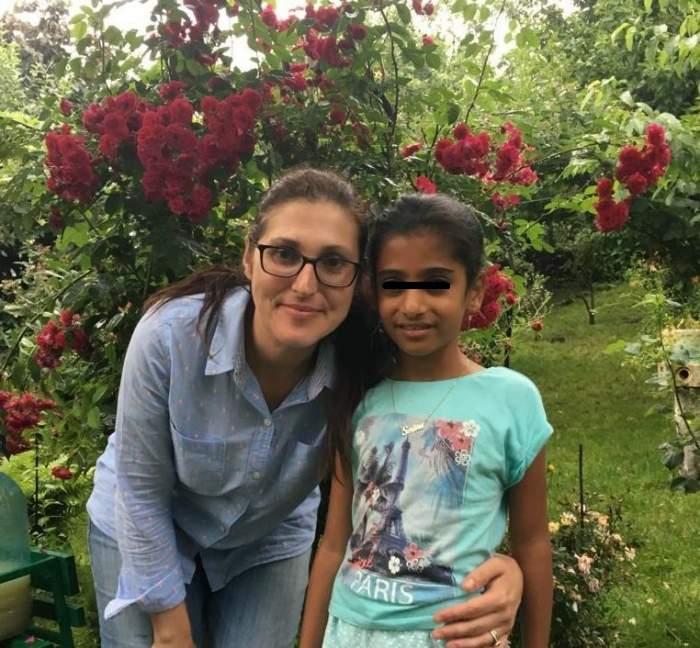 Sorina rămâne în România. Decizia de ultimă oră a magistraților în cazul fetei adoptate