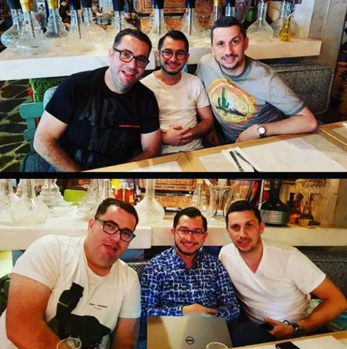 Oau! Cum arăta Răzvan Popescu în urmă cu un an. Schimbarea prezentatorului este uluitoare